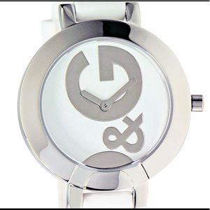 Dolce and Gabbana Watch White